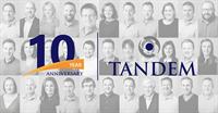 Tandem celebrates its 10 Year Anniversary!