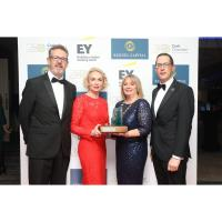 Anne O'Leary honoured with 'Outstanding Contribution to Business Award' from Cork Chamber