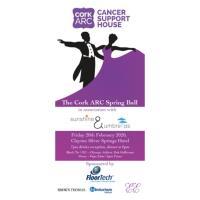 Cork ARC Spring Ball in association with Sunshine & Umbrellas