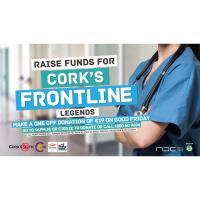 Cork's 96FM & C103 supporting Cork's Frontline Legends