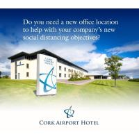 Cork Airport Hotel - Do you need a new office location to help with your company's new social distancing objectives?