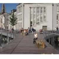 Morrison's Island Approval Proves Robust Nature of Flood Defence and Public Realm Upgrade