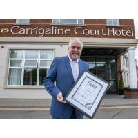 Carrigaline Court Hotel & Leisure Centre is delighted to receive several Irish Hotel Awards for 2020