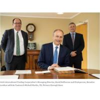 Irish International Trading Corporation celebrates 100 years in business