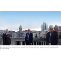 JRAP O'Meara Solicitors LLP expand with new executive appointments