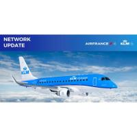 Great news KLM has resumed its services from Cork to Amsterdam