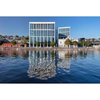 """Wilson Architecture designed Penrose Dock named """"Building of the Year"""""""