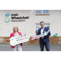 FREE NOW announces new partnership with Irish Wheelchair Association