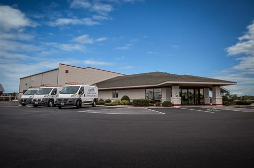Office, Showroom & Warehouse @ 321 Wisconsin Drive, New Richmond, WI