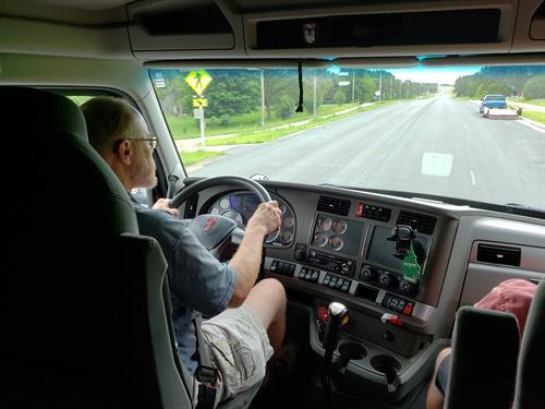 Truck Driving-CDL Class A and Class B