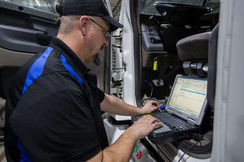 Diesel Equipment Technician 2-year Technical Diploma