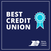 ROYAL CREDIT UNION RANKED #1 IN WISCONSIN  AND ONE OF AMERICA'S BEST CREDIT UNIONS