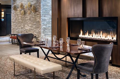 Fireside Dining at Prospect's Urban Kitchen & Bar