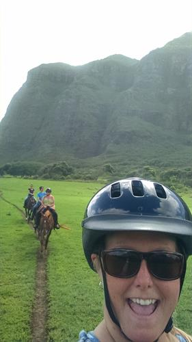 Horses in Hawaii