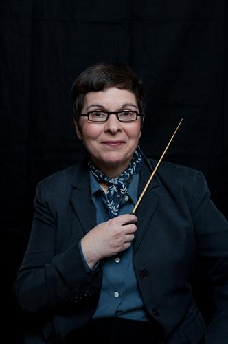 Cynthia Katsarelis, music director