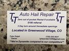 T&T Auto Hail Repair