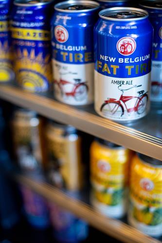 First New Belgium beer is always free