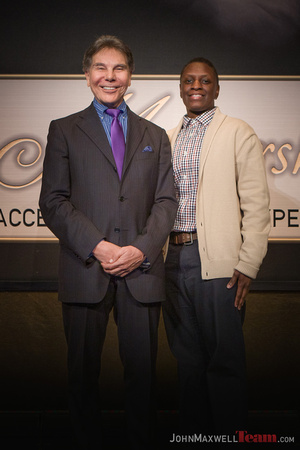 Dr. Robert Cialdini & Me; Mar 2019