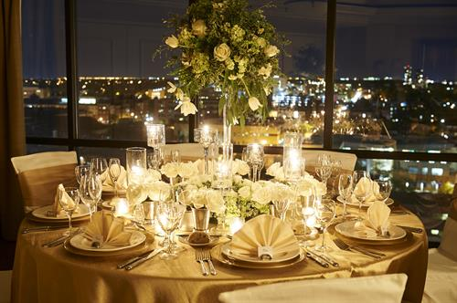 Banquets - Wedding Table