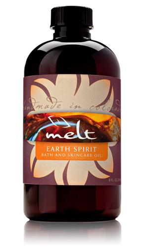 Earth Spirit Bath Oil