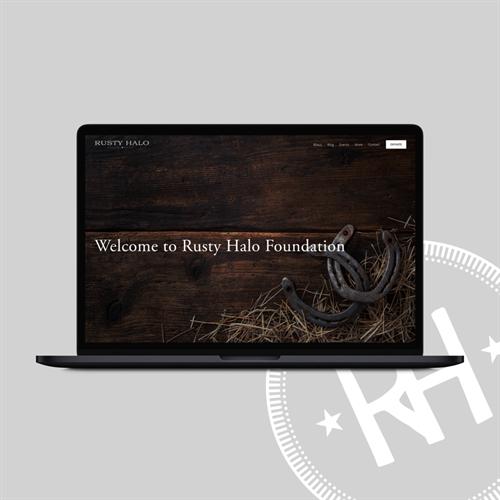 Website for California nonprofit