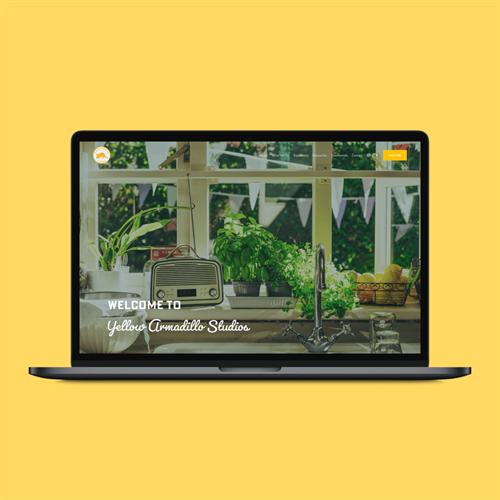 Website and brand for Kansas City, Missouri audio production studio
