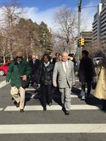 Advocates heading to the captiol