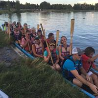 2016 AARP Dragon Boat Team