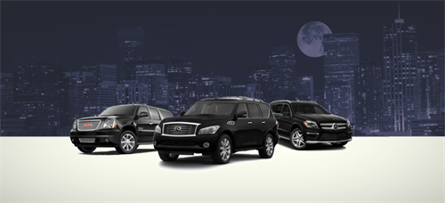 Our SUV fleet