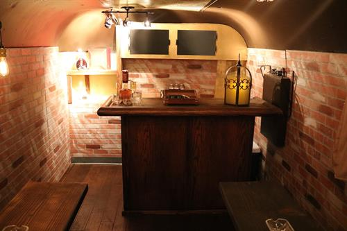 Speakeasy mobile Lounge Bar