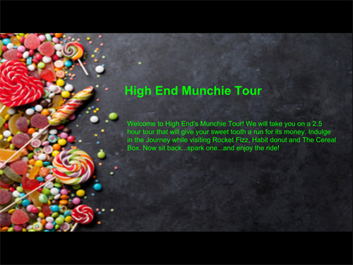 Munchie Tour