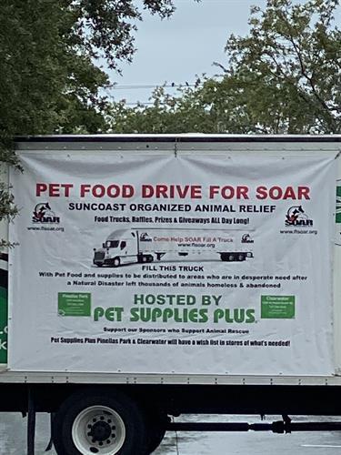 Feeding floridas homeless pets
