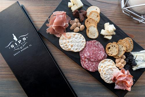 Cheese & Charcuterie Plates