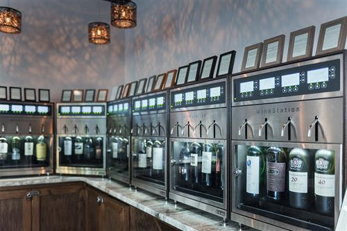 Self Service Wine Machines