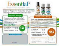 What's your daily ritual?  Energize - Release - Calm