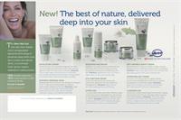 Nature facial care regimen for youthful skin