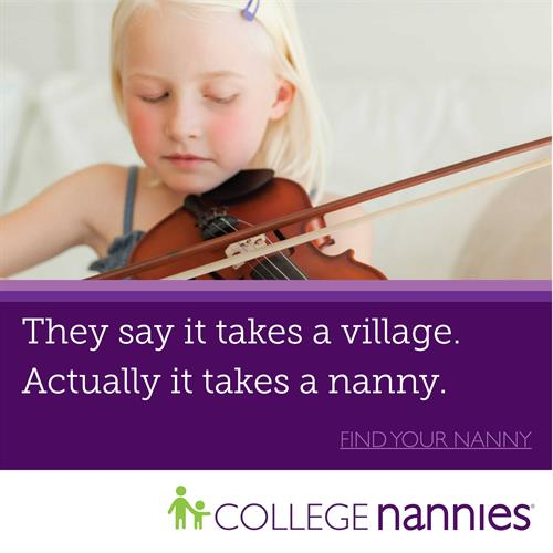College Nannies