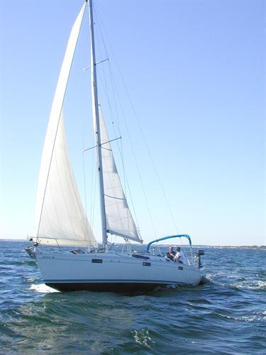 Gloucester MA, sailing