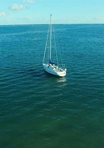 Three Rookers island, Tarpon Springs FL