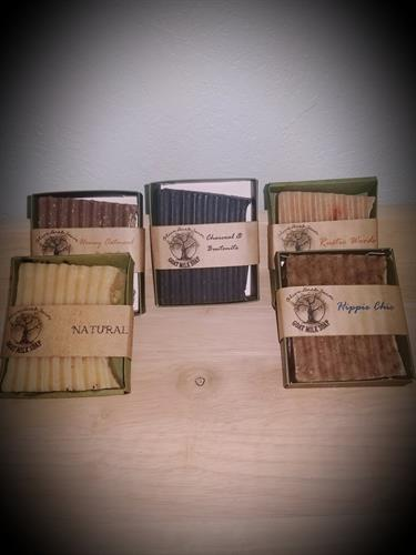 All Natural Goat Milk Soaps