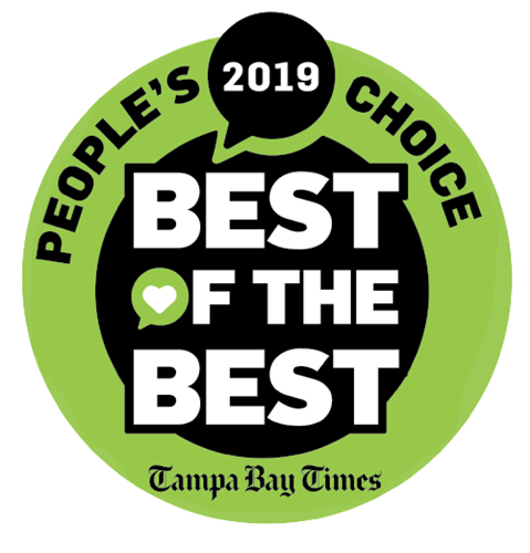 Voted Best of the Best 2019