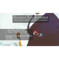Business Over Breakfast - POSTPONED