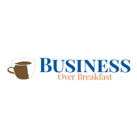 CANCELED:  Business Over Breakfast