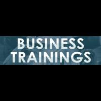 Business Training - HR Focus
