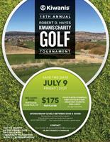 Play A Round Of Golf For The Kids.