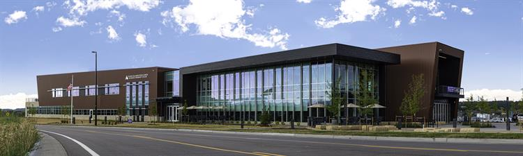 Arapahoe Community College Sturm Collaboration Campus