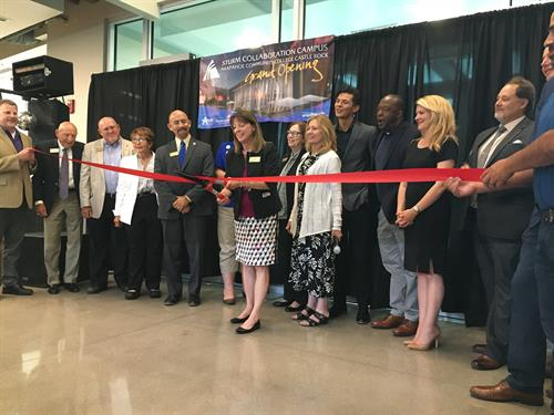 Ribbon Cutting August 16, 2019
