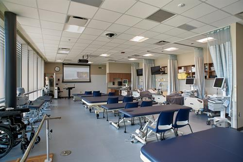 Healthcare Classroom