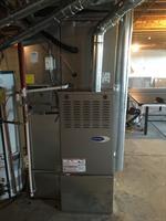 Furnace & AC Install