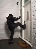 Door attack, prevent entry with Physical Home Defense